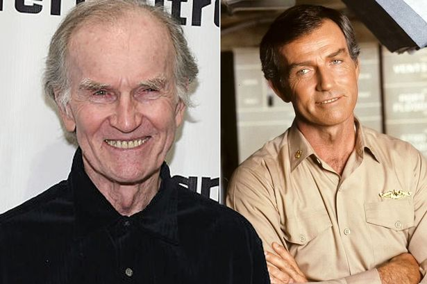 Peyton Place and The Wire actor Robert Hogan dies from pneumonia complications  aged 87 - Mirror Online