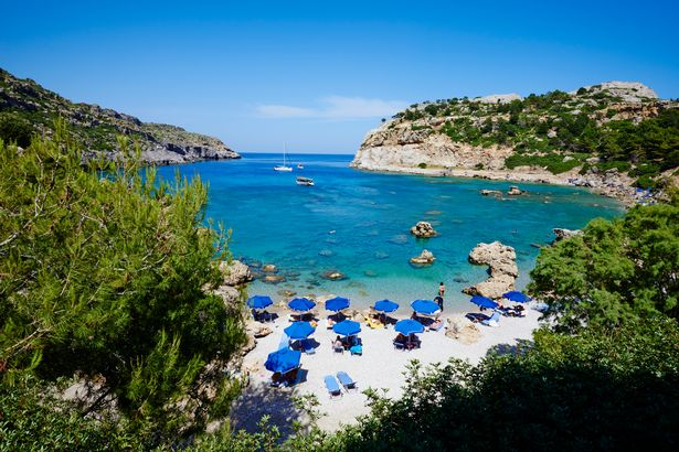 Greece remains on the UK's travel list