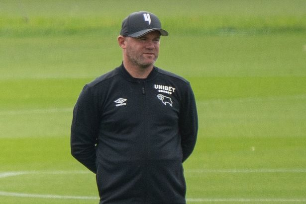 Rooney is gearing up for the new season with Derby