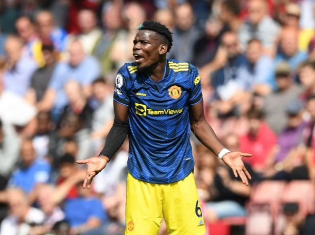Paul Pogba has enjoyed a stunning start to the season for Man Utd, with five assists in three games