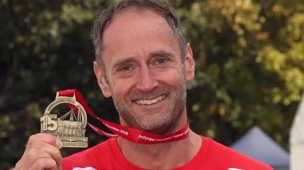 Marathon runner dies at 51 after slow run times prompted him to visit GP -  Mirror Online