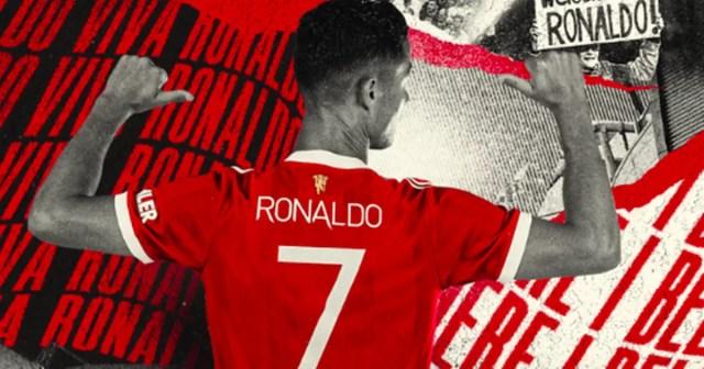 Cristiano Ronaldo Smashes Shirt Sale Records Following Man Utd Return - Todayuknews
