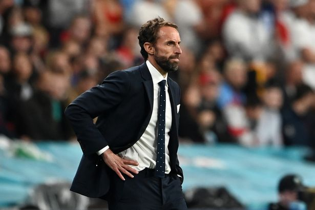 Gareth Southgate took charge of his first England game in October 2016