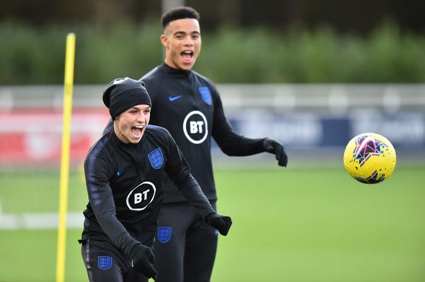Phil Foden and Mason Greenwood were sent home by Southgate and later apologised for their behaviour