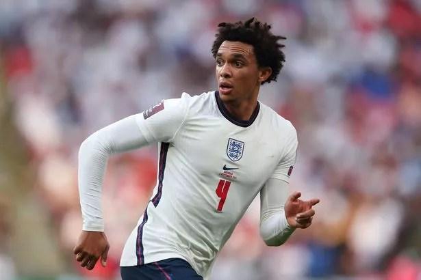 England full-back Trent Alexander-Arnold missed Euro 2020 through injury