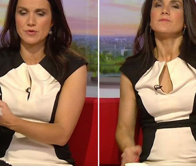 Susanna Reid Flash Pictures Knickers On Show To Bbc Breakfast Viewers Again Mirror Online