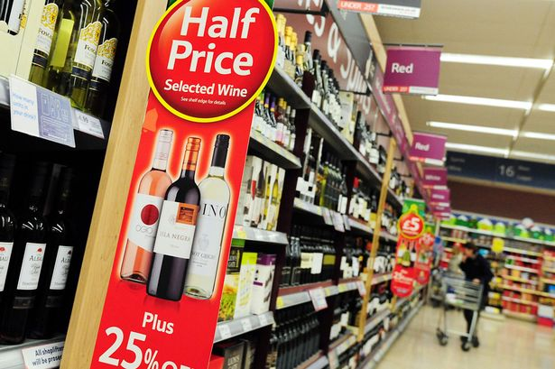 Cut Price Alcohol Deals Government Bans Supermarkets From