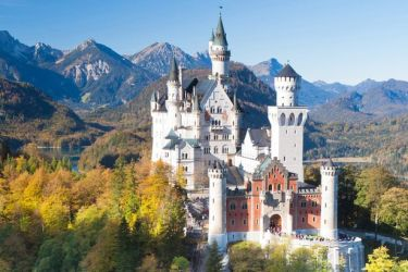10 beautiful castles in Europe that look like something out of a fairytale Mirror Online