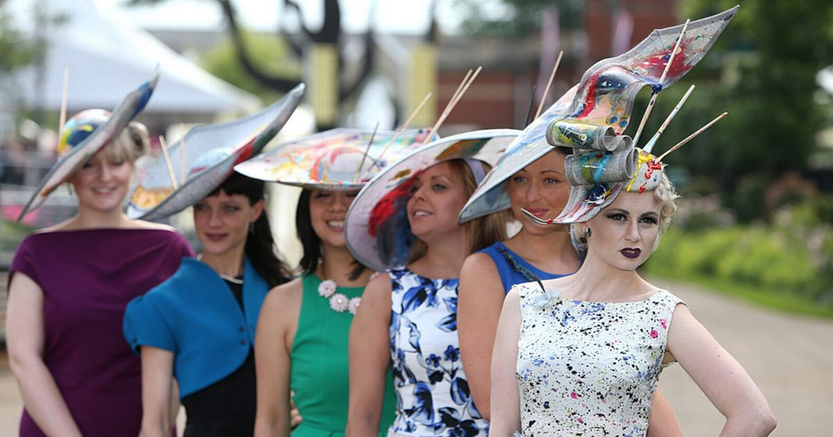 Royal Ascot Ladies Day Wackiest Hats Of All Time Ahead Of