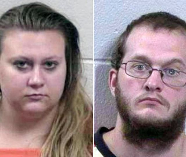 Christopher Buckner  Left And Her Brother Timothy Savoy  Image Effingham County Sheriff Office