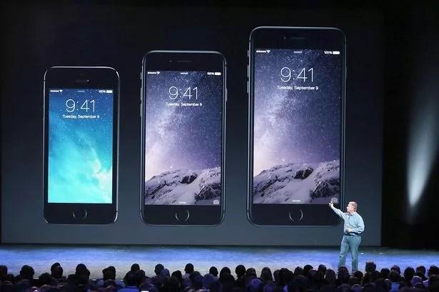 iPhone6 launch