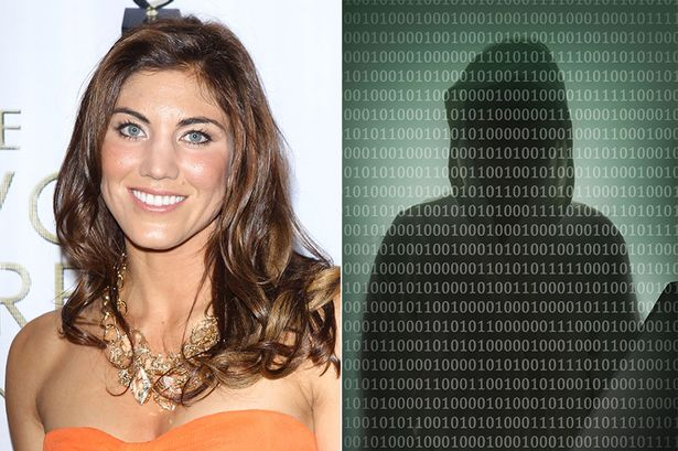 Hope Solo Hacker