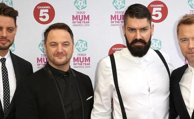 Ronan Keating Confirms Boyzone Bandmate Shane Lynch Will