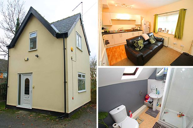 Is this Britains smallest detached house Tiny one bed