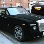 See Velvet Rolls Royce 300k Supercar Given Furry Makeover Mirror Online