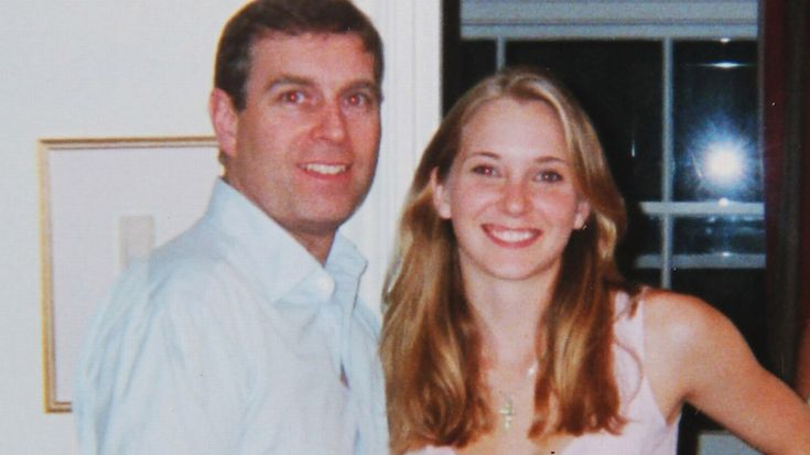 Prince Andrew's 'sex slave' claims he was involved in an underage orgy