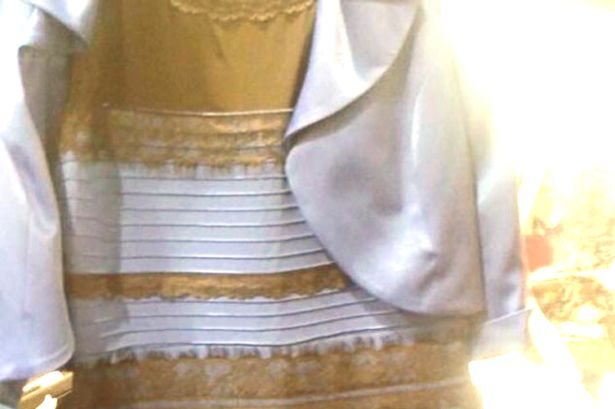 dress colour mystery solved