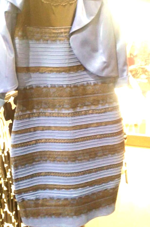 remember the dress now