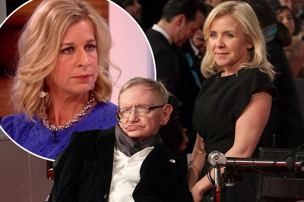 Stephen Hawking's Daughter Writes Open Letter To Katie