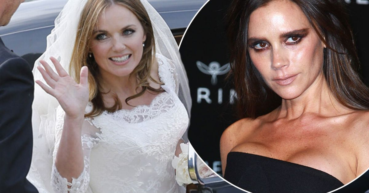 Victoria Beckham Gave Geri Halliwell A Designer Dress For Her Honeymoon After Failing To Make Her Wedding Daily Record