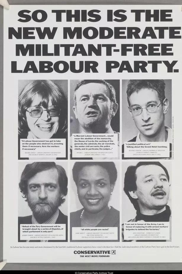 Labour Party Election Jokes