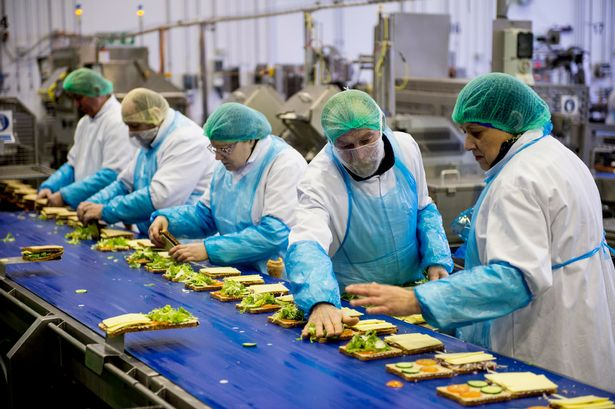 the sandwich factory where