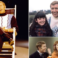Cheap Rocking Chair Hardwood Dining Chairs Val Doonican Dead At 88: Crooner Had 19million Adoring Fans Every Saturday Night ...