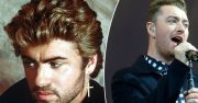 sam smith supports george michael