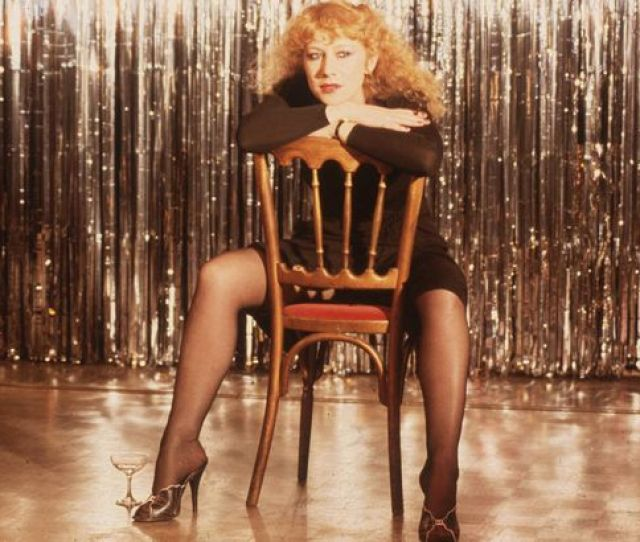 Sultry British Tv And Film Actress Helen Mirren