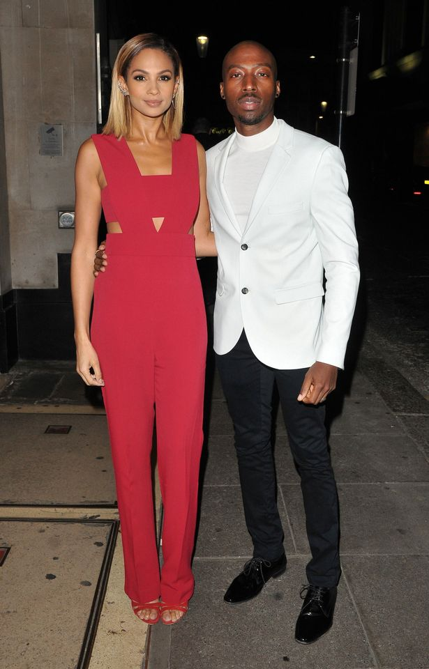Alesha Dixon Azuka Ononye : alesha, dixon, azuka, ononye, Alesha, Dixon, Sparks, Marriage, Rumblings, After, Partner, Azuka, Ononye, Flashes, Mirror, Online