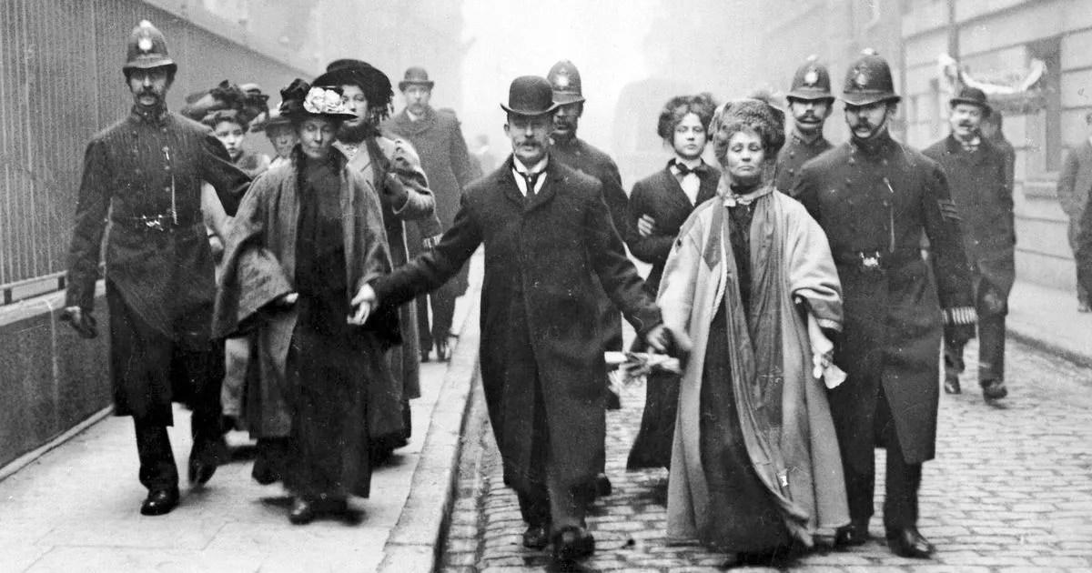 Womens Suffrage Uk