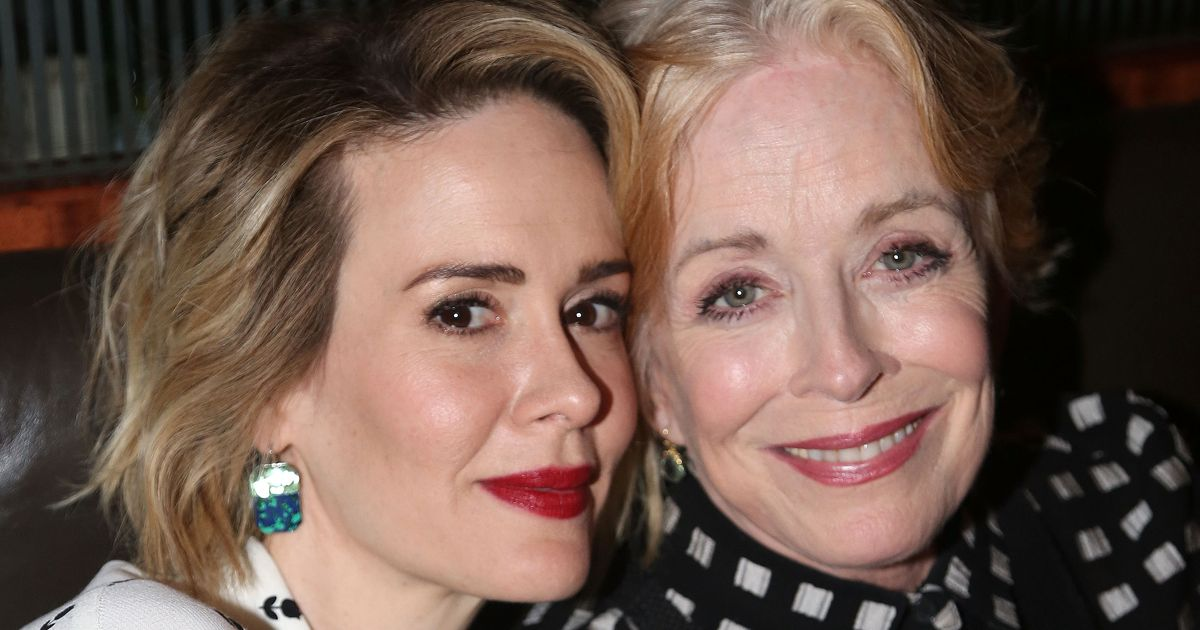 Sarah Paulson 42 on her odd relationship with Holland Taylor 74 as actress reveals she was