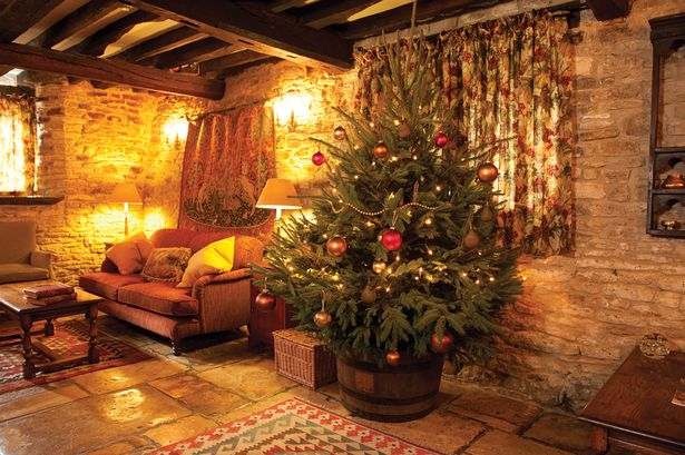 Top 10 Christmas Hotels To Take The Stress Out Of That