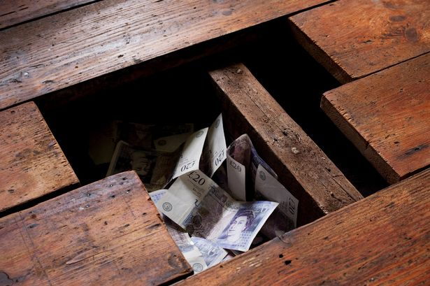 Do You Hide Cash From Your Partner One In 10 Of Us Has