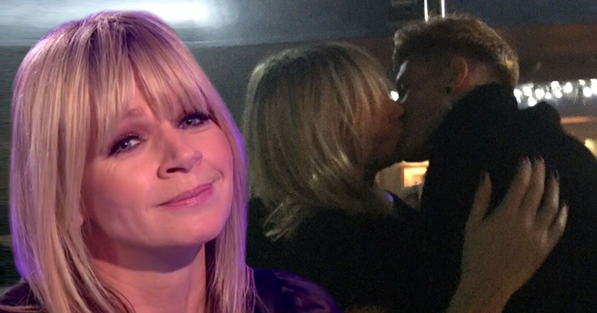 Zoe Balls Husband Not Worried About The Cheating Hes