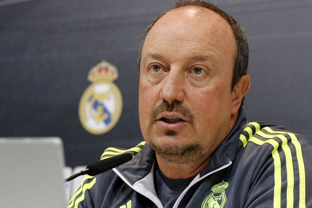 Image result for Rafael Benítez
