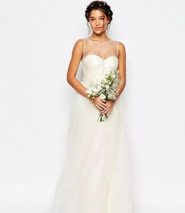 Budget Wedding Dresses Uk 1