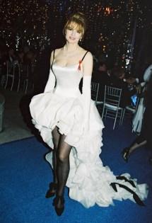 Geena Davis Oscar Dress