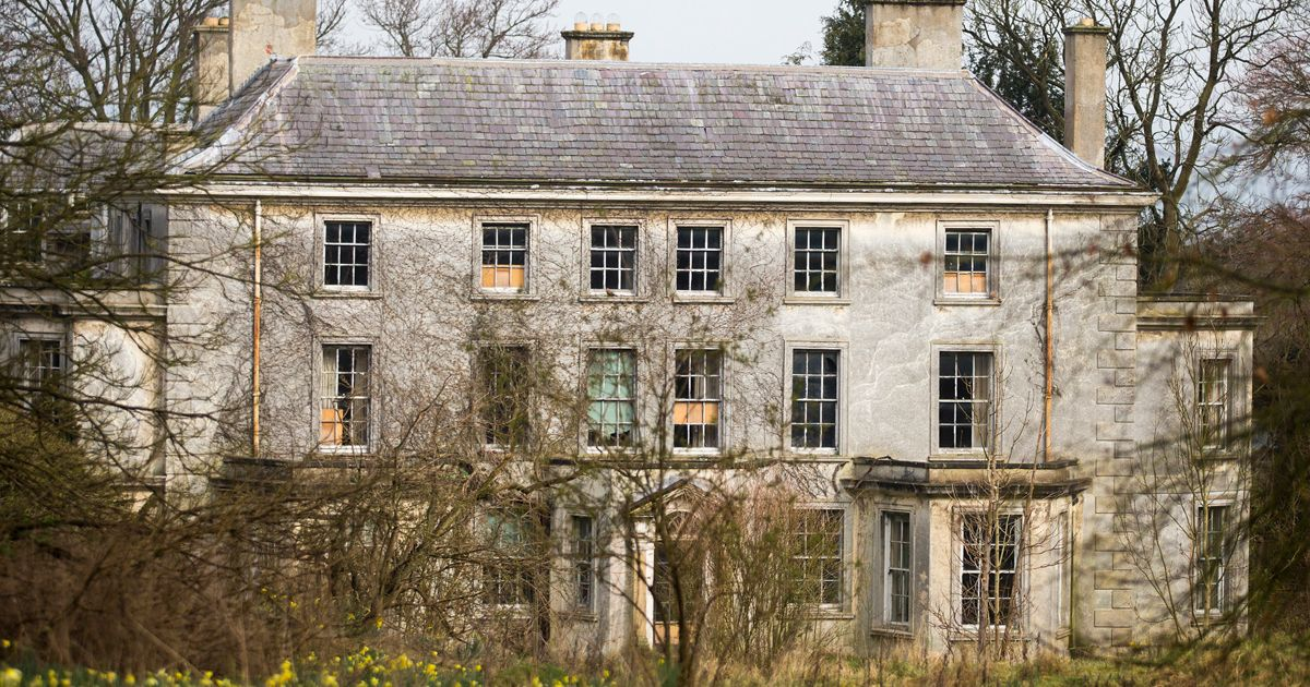 Entire British village left untouched for 50 years up for