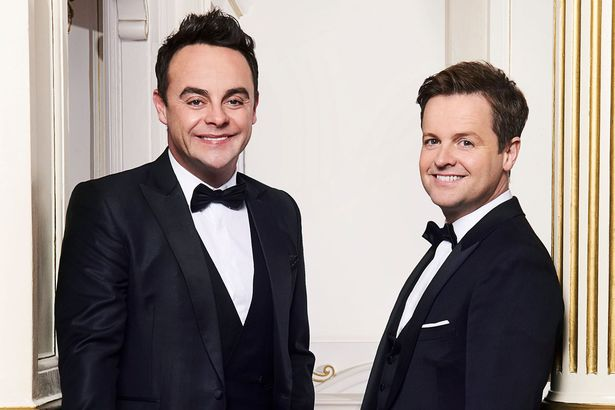 Ant and Dec's earnings revealed as they rake in cash from Saturday Night Takeaway and I'm a Celeb - Mirror Online