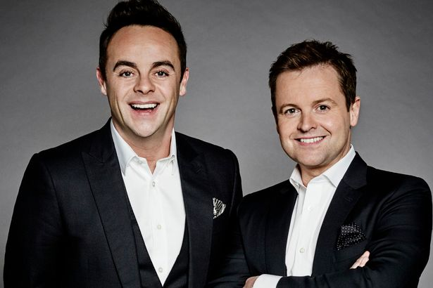Little Ant and Dec look nothing like this now as original 'mini me' duo are all grown up - Mirror Online