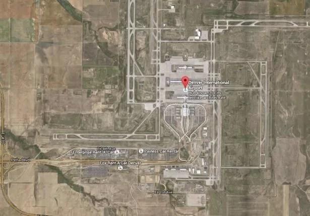 Secret Apocalypse Bunker Buried Beneath Denver Airport As