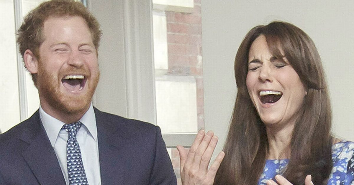 How Prince Harry And Kate Middletons Bromance Is Typical
