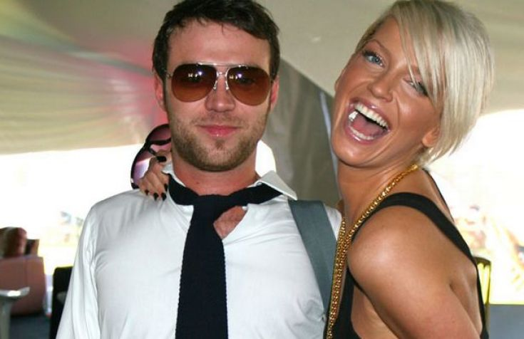 """Sarah Harding and Tom Crane """"talking of a reconciliation"""" - Mirror Online"""