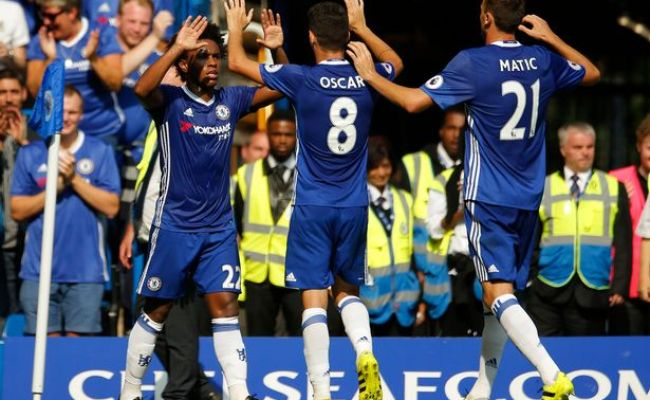 Chelsea Agree Monster 60million Per Year Nike Contract As