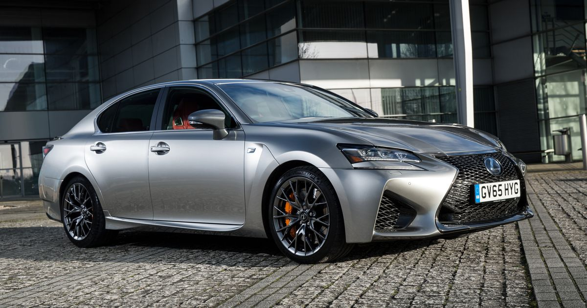 Lexus GS F Could Be The Perfect Car For A Brexiteer After