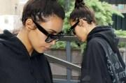 kim kardashian's extensions