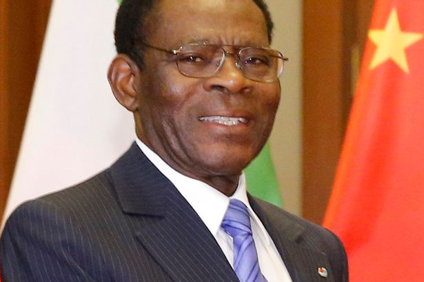 Image result for teodoro obiang
