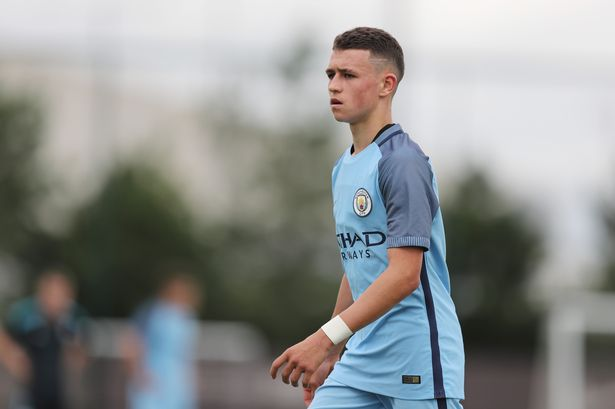 Bilderesultat for phil foden