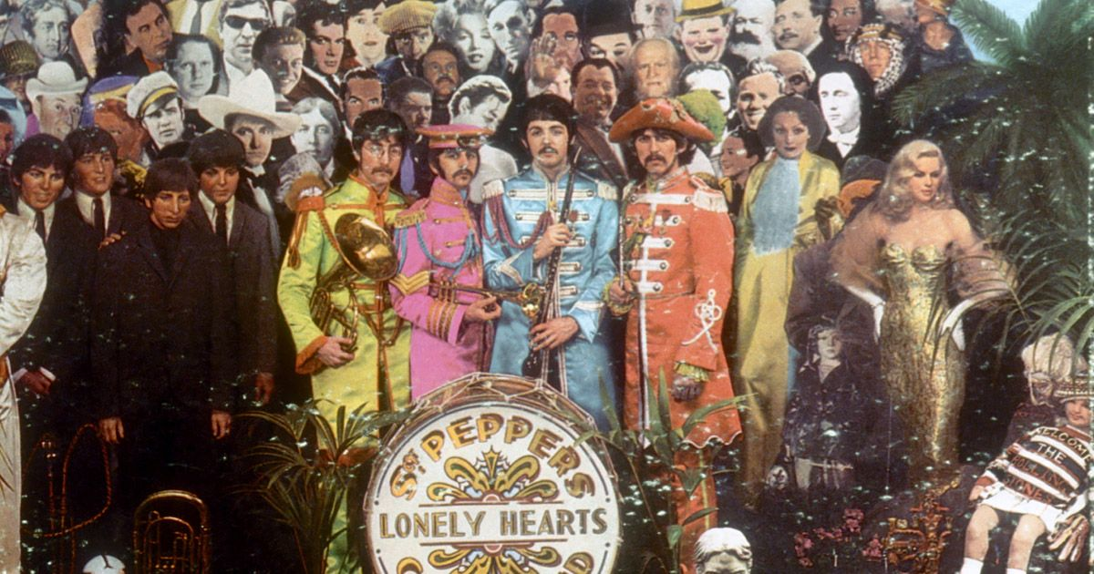 These two iconic Beatles songs will FINALLY appear on Sgt
